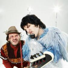 Mighty Boosh Silliness