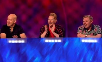 Panel Commedians